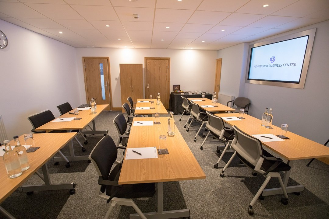 Meeting Rooms and Conference Space - Classroom set up