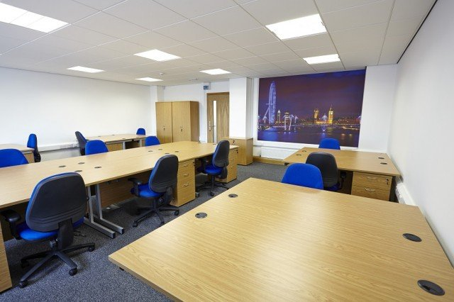 London Suite - Part of our serviced offices bristol