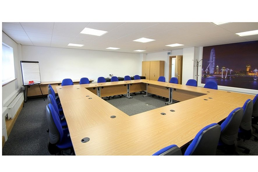 Meeting rooms available at NWBC.