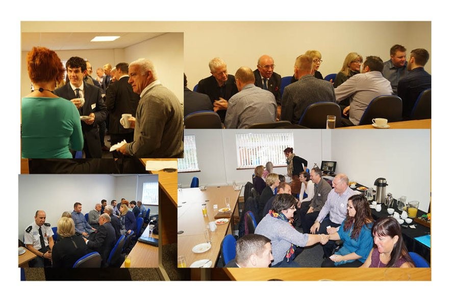 01.12.2014 – Networking at Warmley.