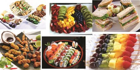 Catering for conference & meeting rooms